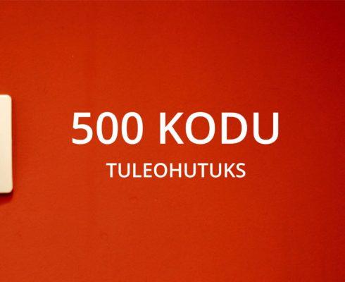 500 KODU BANNER